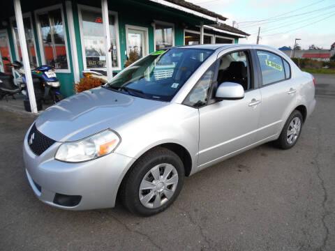 2009 Suzuki SX4 for sale at Gary's Cars & Trucks in Port Townsend WA
