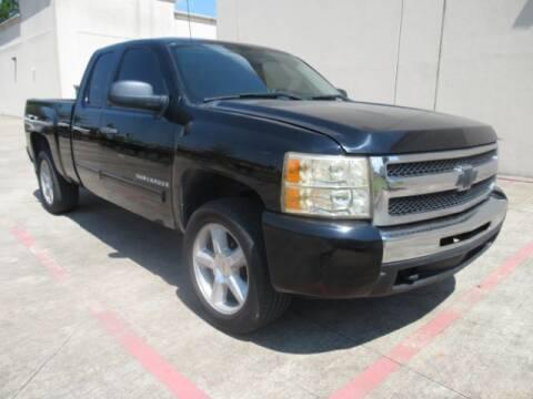 2009 Chevrolet Silverado 1500 for sale at AUTO VALUE FINANCE INC in Stafford TX