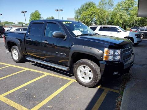 2011 Chevrolet Silverado 1500 for sale at Stach Auto in Edgerton WI