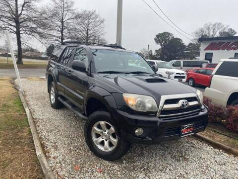 2007 Toyota 4Runner for sale at Beach Auto Brokers in Norfolk VA