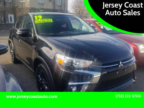 2019 Mitsubishi Outlander Sport for sale at Jersey Coast Auto Sales in Long Branch NJ