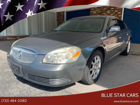 2008 Buick Lucerne for sale at Blue Star Cars in Jamesburg NJ