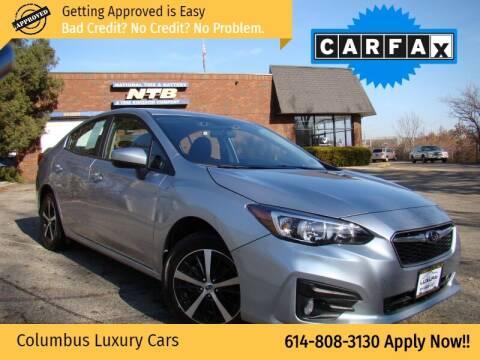 2019 Subaru Impreza for sale at Columbus Luxury Cars in Columbus OH