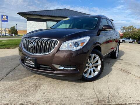 2015 Buick Enclave for sale at Auto House of Bloomington in Bloomington IL