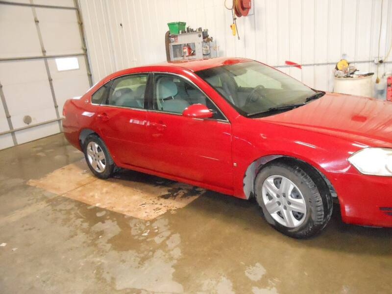 2007 Chevrolet Impala for sale at Grey Goose Motors in Pierre SD