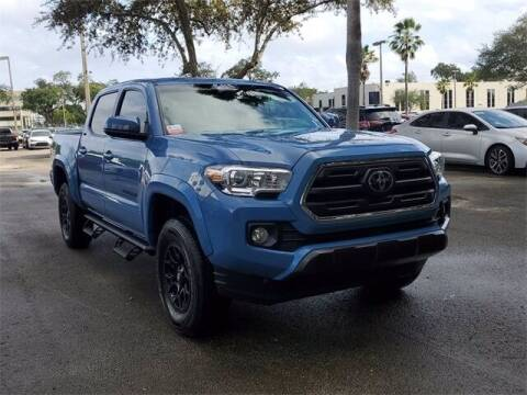 2019 Toyota Tacoma for sale at Selecauto LLC in Miami FL