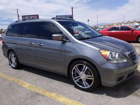 2009 Honda Odyssey for sale at Car Spot in Las Vegas NV