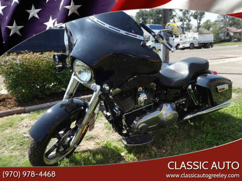 2014 Harley-Davidson FLD SWITCHBACK for sale at Classic Auto in Greeley CO