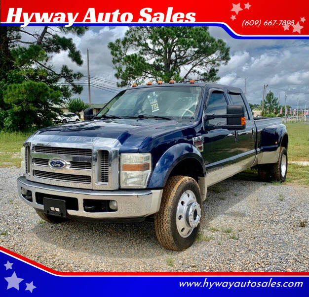2008 Ford F-450 Super Duty for sale at Hyway Auto Sales in Lumberton NJ