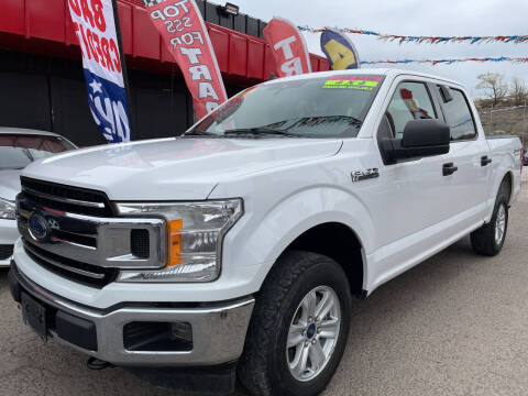 2019 Ford F-150 for sale at Duke City Auto LLC in Gallup NM