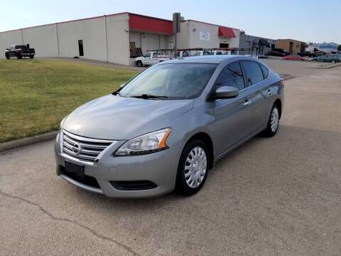 2014 Nissan Sentra for sale at Image Auto Sales in Dallas TX