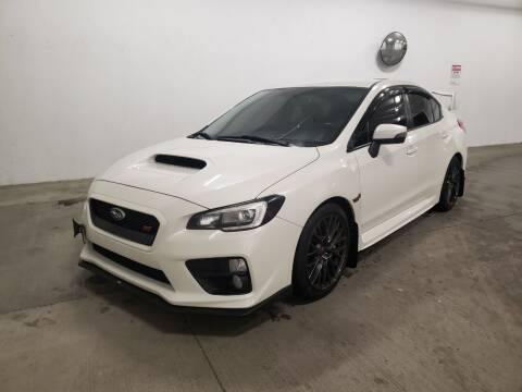2015 Subaru WRX for sale at Painlessautos.com in Bellevue WA