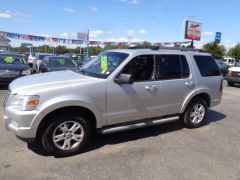 2010 Ford Explorer for sale at Aspen Auto Sales in Wayne MI