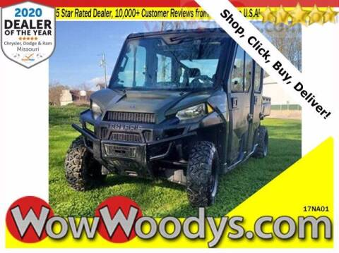 2017 Polaris Ranger 1000 Crew for sale at WOODY'S AUTOMOTIVE GROUP in Chillicothe MO