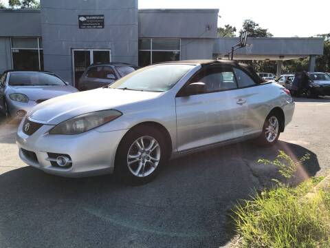 2007 Toyota Camry Solara for sale at Popular Imports Auto Sales in Gainesville FL