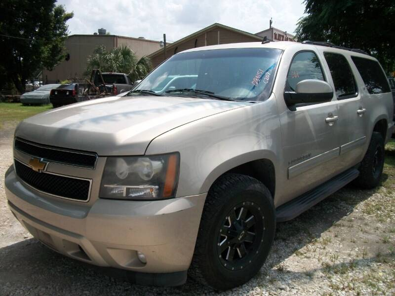 2011 Chevrolet Suburban for sale at THOM'S MOTORS in Houston TX