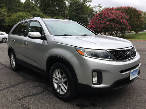 2014 Kia Sorento for sale at Car World Inc in Arlington VA