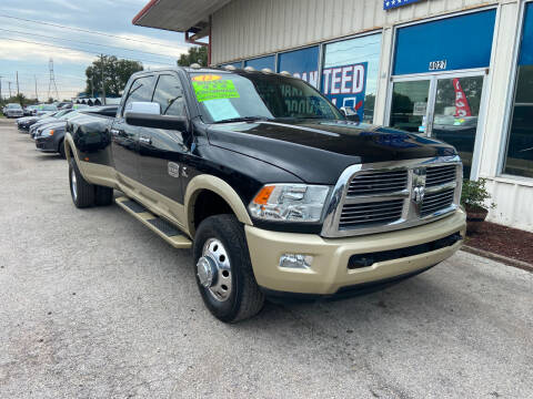 2012 RAM Ram Pickup 3500 for sale at Lee Auto Group Tampa in Tampa FL
