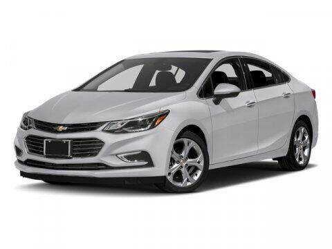 2017 Chevrolet Cruze for sale at Millennium Auto Sales in Kennewick WA