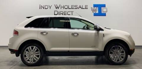 2010 Lincoln MKX for sale at Indy Wholesale Direct in Carmel IN