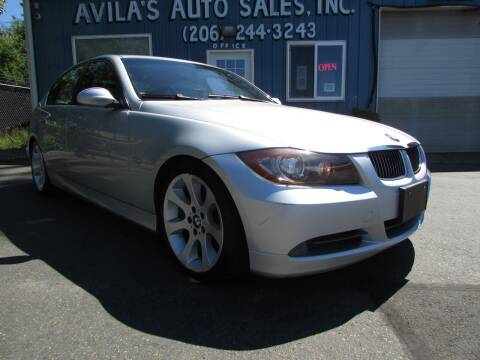 2006 BMW 3 Series for sale at Avilas Auto Sales Inc in Burien WA