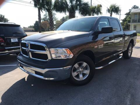2016 RAM Ram Pickup 1500 for sale at Gulf Financial Solutions Inc DBA GFS Autos in Panama City Beach FL