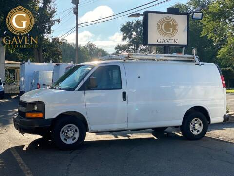 2010 Chevrolet Express Cargo for sale at Gaven Auto Group in Kenvil NJ