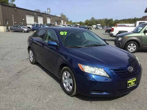 2007 Toyota Camry for sale at SHAKER VALLEY AUTO SALES in Enfield NH