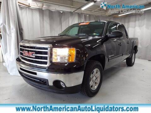 2012 GMC Sierra 1500 for sale at North American Auto Liquidators in Essington PA