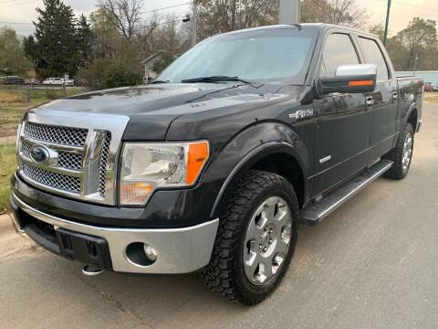 2012 Ford F-150 for sale at ONG Auto in Farmington MN