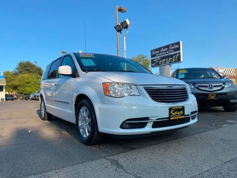 2013 Chrysler Town and Country for sale at Save Auto Sales in Sacramento CA