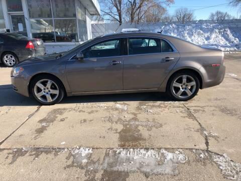 2011 Chevrolet Malibu for sale at Velp Avenue Motors LLC in Green Bay WI