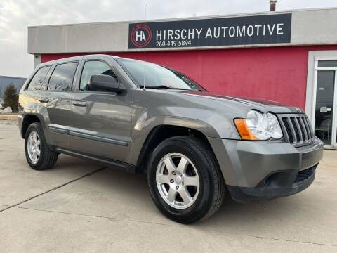 2008 Jeep Grand Cherokee for sale at Hirschy Automotive in Fort Wayne IN