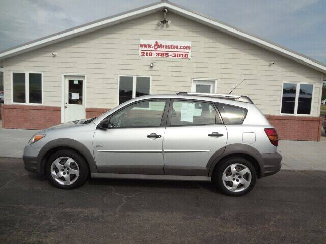2007 Pontiac Vibe for sale at GIBB'S 10 SALES LLC in New York Mills MN