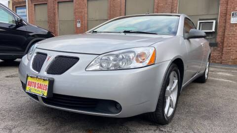 2009 Pontiac G6 for sale at Rocky's Auto Sales in Worcester MA