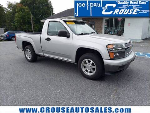 2012 Chevrolet Colorado for sale at Joe and Paul Crouse Inc. in Columbia PA