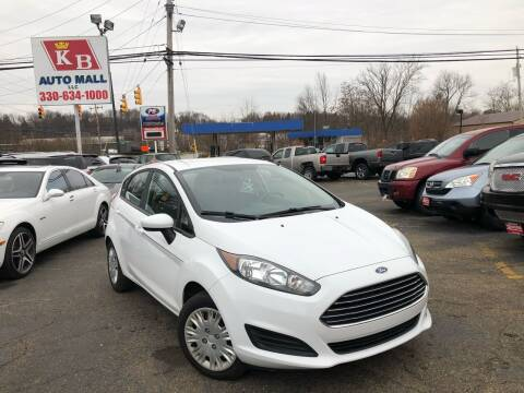 2015 Ford Fiesta for sale at KB Auto Mall LLC in Akron OH
