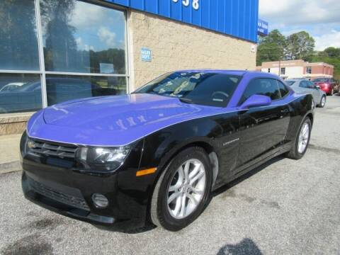 2015 Chevrolet Camaro for sale at 1st Choice Autos in Smyrna GA