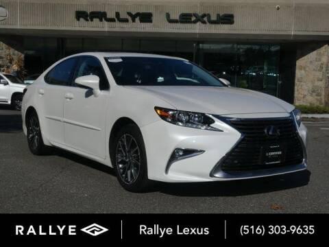 2017 Lexus ES 350 for sale at RALLYE LEXUS in Glen Cove NY