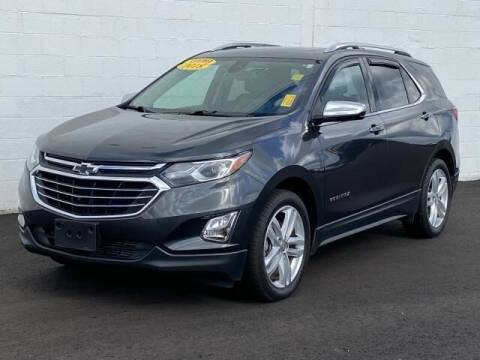 2018 Chevrolet Equinox for sale at TEAM ONE CHEVROLET BUICK GMC in Charlotte MI