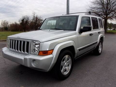 2006 Jeep Commander for sale at Unique Auto Brokers in Kingsport TN