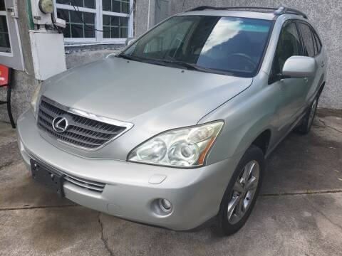 2006 Lexus RX 400h for sale at Track One Auto Sales in Orlando FL