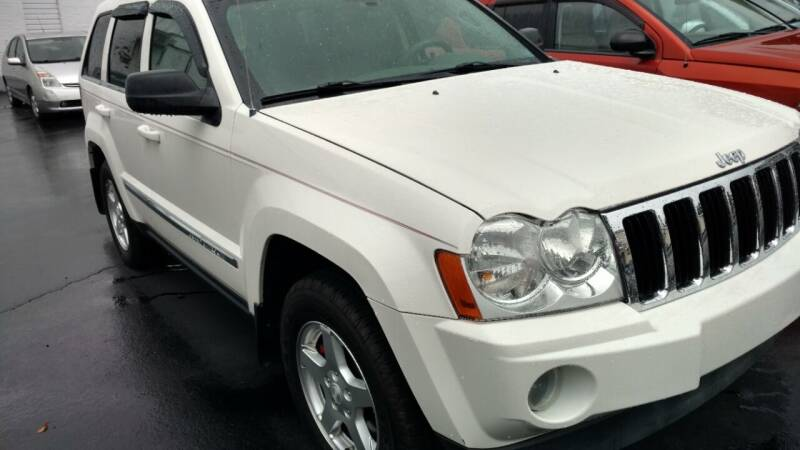 2006 Jeep Grand Cherokee for sale at Graft Sales and Service Inc in Scottdale PA