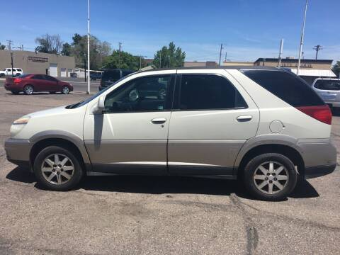 2004 Buick Rendezvous for sale at Major Motors in Twin Falls ID