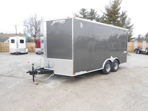 2021 Homesteader Intrepid 8.5x20 for sale at Jerry Moody Auto Mart - Trailers in Jeffersontown KY