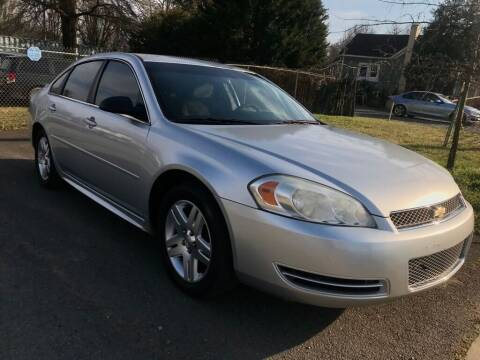 2013 Chevrolet Impala for sale at Twins Motors in Charlotte NC