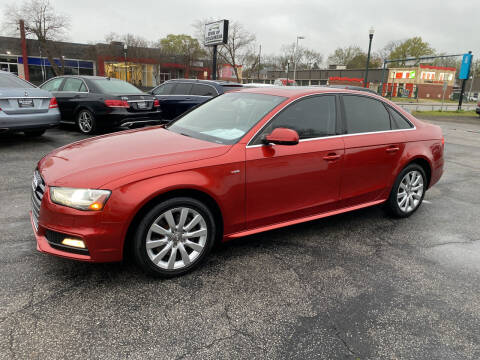 2015 Audi A4 for sale at BWK of Columbia in Columbia SC