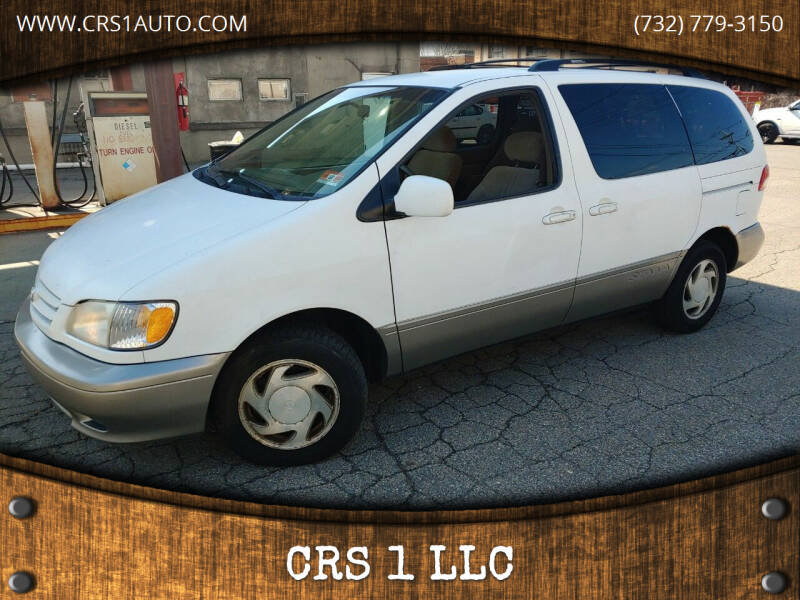 2003 Toyota Sienna for sale at CRS 1 LLC in Lakewood NJ