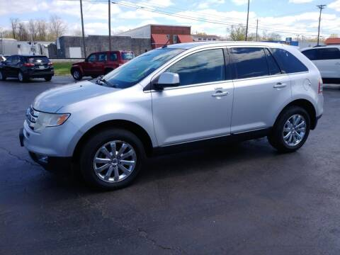 2010 Ford Edge for sale at Big Boys Auto Sales in Russellville KY