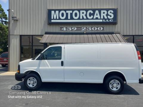 2014 Chevrolet Express Cargo for sale at MotorCars LLC in Wellford SC